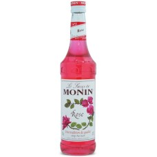 Monin Rose Siroop 70cl