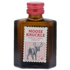Moose Knuckle Hunters Vodka Likorette Shot 2cl Display Doos 10 Stuks (Party Shotjes)