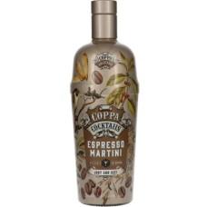 Coppa Espresso Martini Premix Cocktail 70cl
