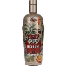 Coppa Negroni Premix Cocktail 70cl