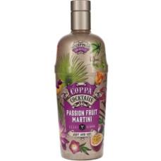 Coppa Passion Fruit Martini Premix Cocktail 70cl