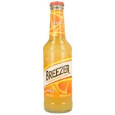 Bacardi Breezer Orange 27,5cl Flesjes Tray 12 Stuks