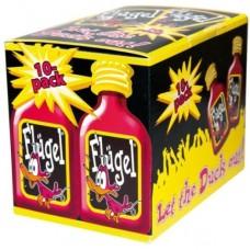 Flugel 2cl Pet Plastic Flesjes Doos 6 dozen 40 stuks (240 Stuks)