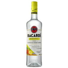 Bacardi Pinapple Fusion Rum 70cl