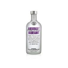 Absolut Kurant Vodka 70cl