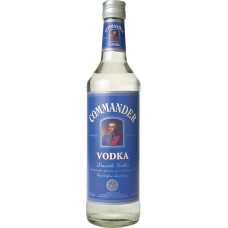 Commander Wodka 70cl