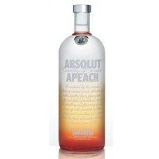 Absolut Apeach Vodka 70cl