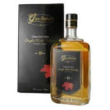 Glen Breton 10 Jaar Single Malt Canadian Whisky 70cl
