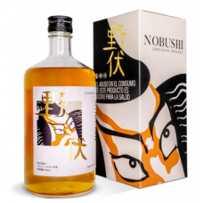 Nobushi Japanse Whisky met Geschenkverpakking 70cl