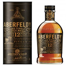 Aberfeldy 12 Jaar Single Malt Whisky 70cl