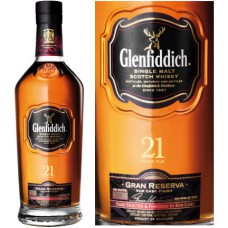 Glenfiddich 21 Jaar Single Malt Whisky 70cl