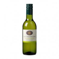 La Croisade Chardonnay 25cl Kleine Flesjes Witte Wijn. Doos 12x25cl