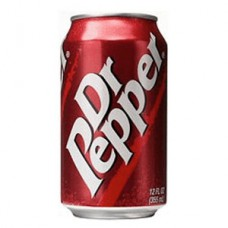 Dr. Pepper Blik Tray 24x33cl