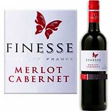 Finesse Merlot Cabernet Wijn 75cl
