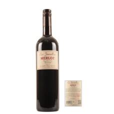 Les Jamelles Merlot Rode Wijn 75cl