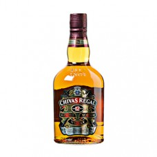 Chivas Regal 12 Years Whisky 70cl