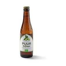 La Trappe Puur Bier Fles, Krat 24x33cl