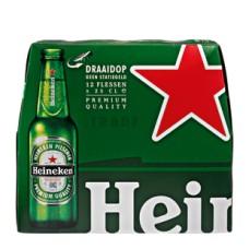 Heineken Bier Twist Off Mono Fles Doos 24x25cl