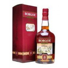 Borgoe Grand Reserve 8 Years Rum 70cl