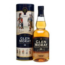 Glen Moray Scotch Whisky 16 Years 70cl