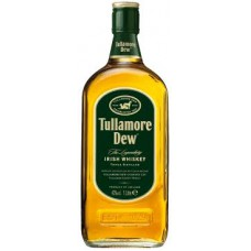 Tullamore Dew Irish Whiskey 1 liter