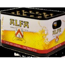 Alfa Bier Krat Fles 24x30cl