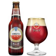 Amstel Herfstbock Bier Fles, Krat 24x30cl