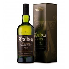 Ardbeg Islay Single Malt Scotch Whisky 10 Years 70cl
