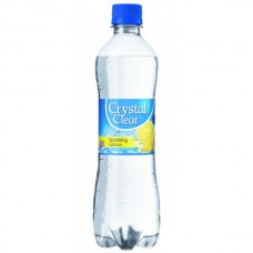 Crystal Clear Lemon Pet Fles, Tray 6x50cl
