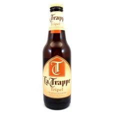 La Trappe Tripel Bier Fles, Krat 24x33cl