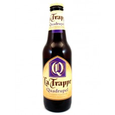 La Trappe Quadrupel Bier Fles Krat 24x33cl