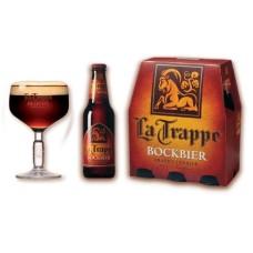 La Trappe Bockbier Fles, Krat 24x33cl