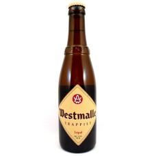 Westmalle Tripel Trappist Bier Fles, Krat 24x33cl