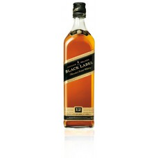 Johnnie Walker Black Label Whisky 1 liter