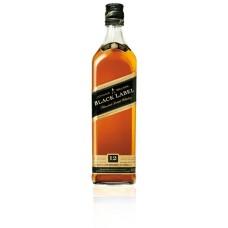 Johnnie Walker Black Label Whisky 1 liter