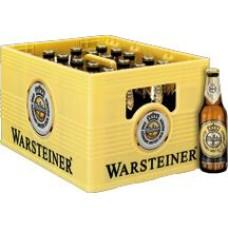 Warsteiner Bier Flesjes Krat 24x30cl