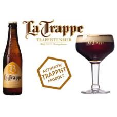 La Trappe Blond Bier Fles, Krat 24x33cl